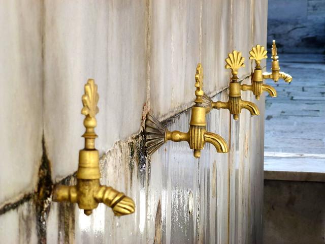 Istanbul - avril 2012 - jour 3 - 061 - Beyazıt Camii
