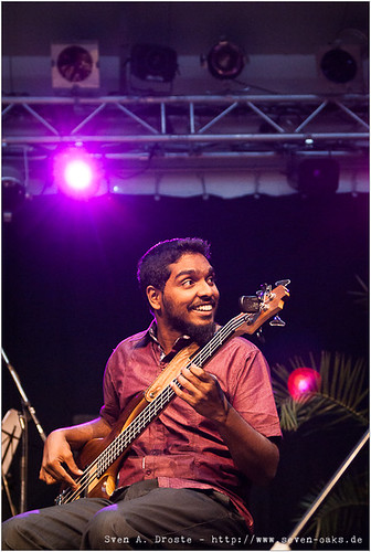 Naveen Napier Kumar / Karnatriix Global Ensemble