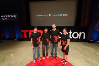 TEDxBoston 2012 - Production Support