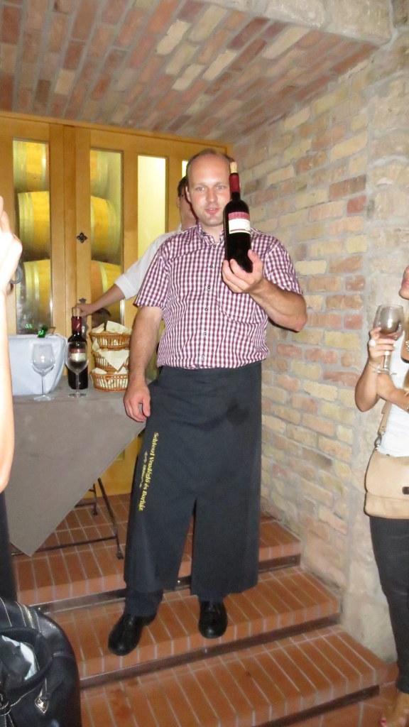 Wine Tasting- Budapest, Hungary