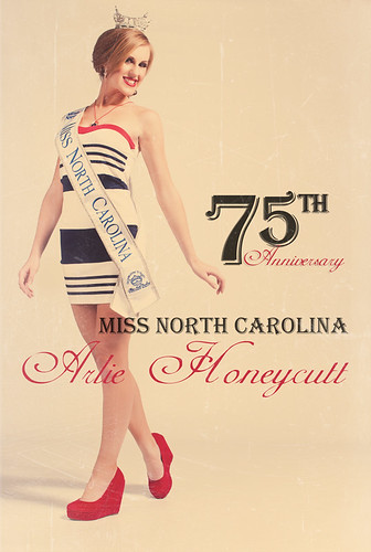 Miss North Carolina 2012 by Jordan Chan