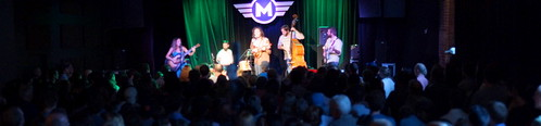 Mandolin Orange, Motorco, Durham NC, 07/11/12