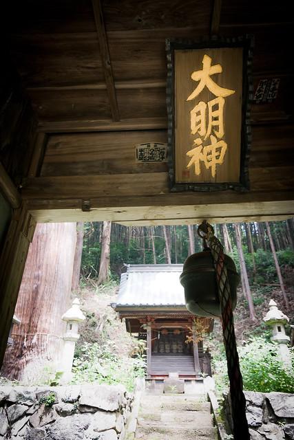#13 The Giant Cryptomeria of Matsuda Shrine