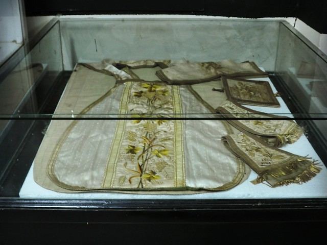 Cagayan Museum and Historical Research Center: Antique Vestments