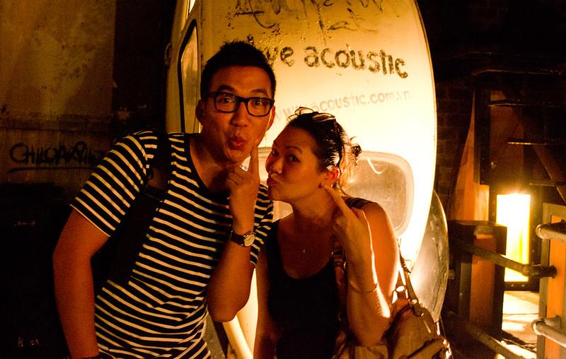 Nomes and I - Acoustic, Saigon