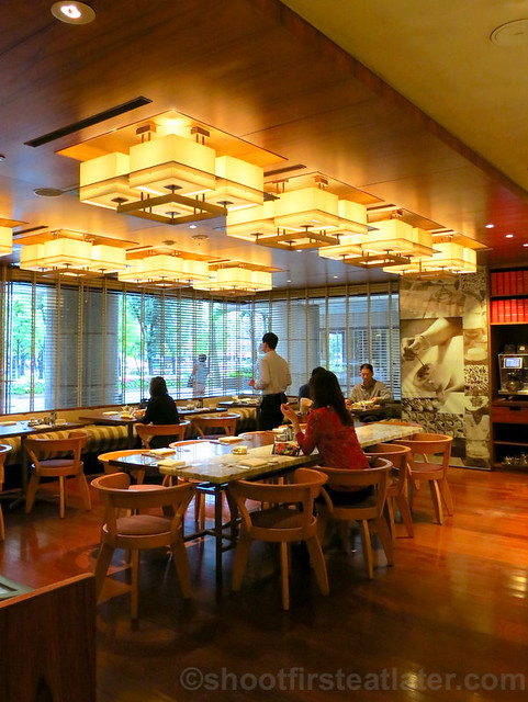 Buffet Breakfast at Cafe, Grand Hyatt Taipei-003