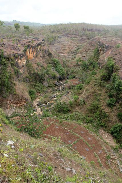 Mulo Karst Valley