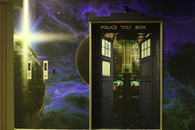 Sunday: Tardis at James Smith