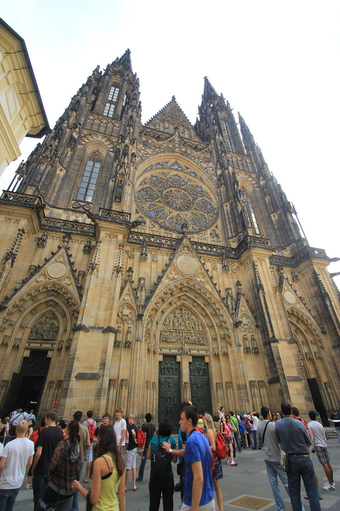 Cathedral of St Vitus - Prague, Czech Republic