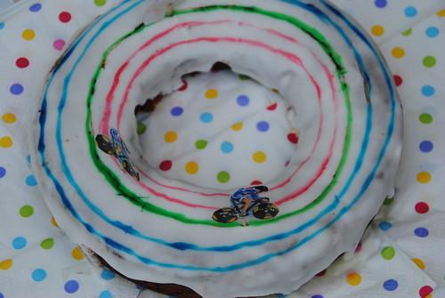 Cycling cake London 2012