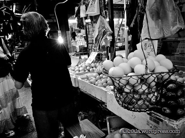 The Egg Lady