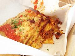 Beef lasagne, SPRMRKT, McCallum Street, Singapore
