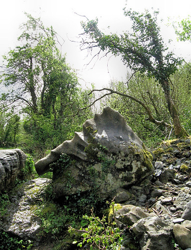 Shell stone