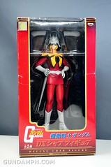 Deluxe Char Figure - Gundam DX (1)