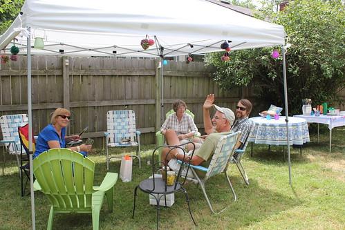 2012023. Housewarming pre-party.