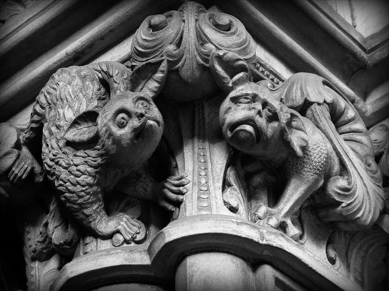 40 Gargoyles And Grotesques Around The World TwistedSifter