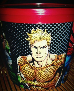 KFC Justice League Bucket Aquaman