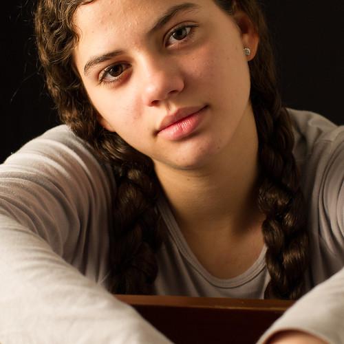 Anna by Luiz L.