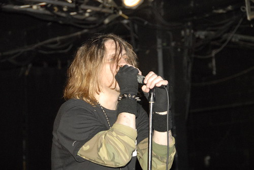 Mike Williams of Eyehategod