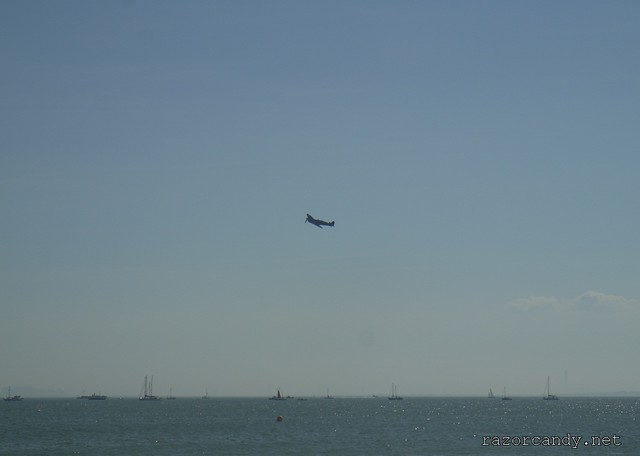 Spitfire - Southend Air Show - Sunday, 27th May (5)