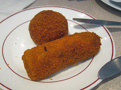 Mutton Roll and Cutlet