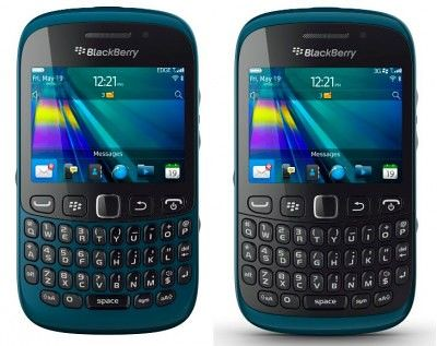 blackberry curve teal
