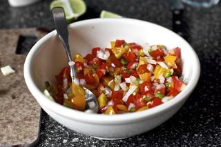 summer salsa fresca