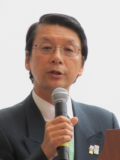 Keiichi Hayashi (Ambassador of Japan in the UK)