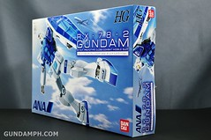 ANA RX-78-2 Gundam HG 144 G30th Limited Kit  OOTB Unboxing Review (3)