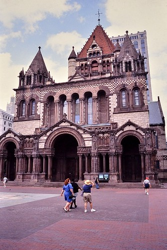 Trinity Church, Boston (2008)