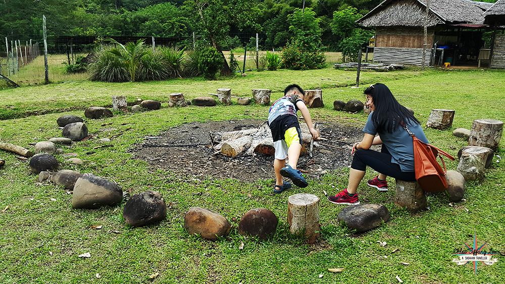 Camping at Mondikot Deer Camp, Kaiduan Village, Papar, Kinarut, Penampang, Sabah, Chloe Tiffany Lee (2)