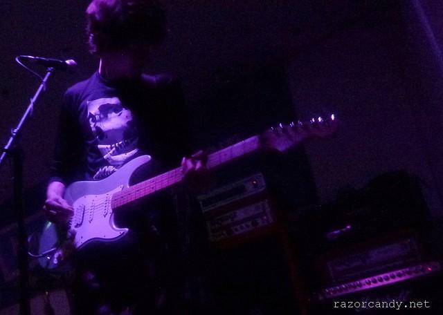 Home Advantage - Peel - 23rd April, 2012