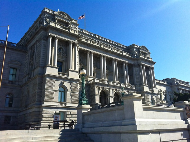The wonderful Library of Congress- February 2012