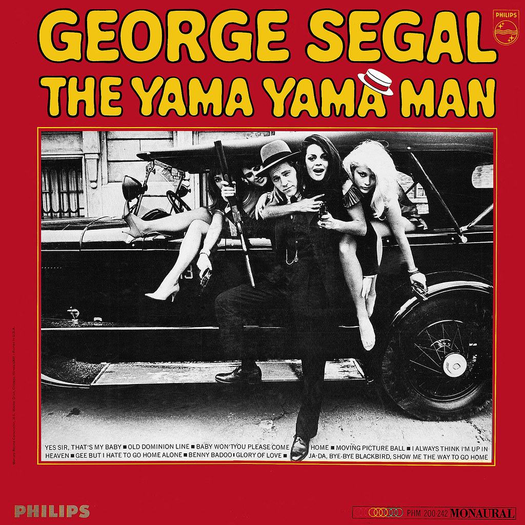 George Segal - The Yama Yama Man