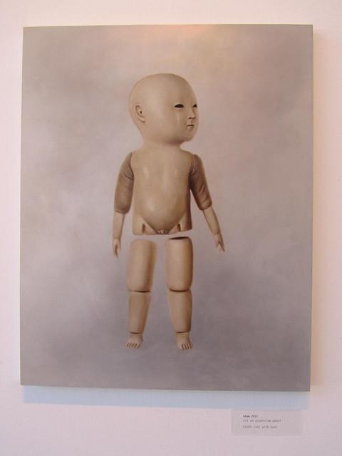 'Adam' by Lya Nagado