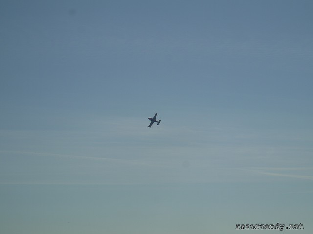 Jet Provost - Southend Air Show - Sunday, 27th May, 2012 (4)