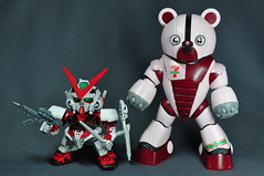 HG 144 7-Eleven BearGuy Gundam OOTB Unboxing Review (59)