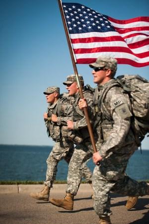 Fallen Soldiers Memorial 12K run from Flickr via Wylio