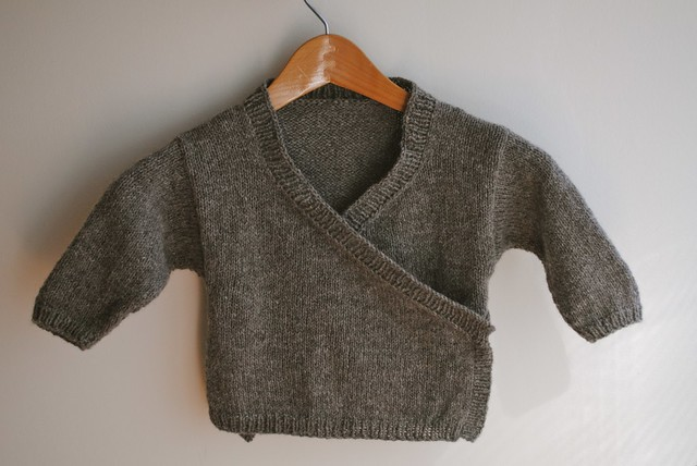 little jane's birthday cardigan