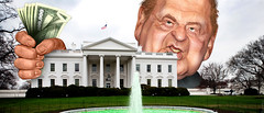 Sheldon Adelson - Attacking the White House