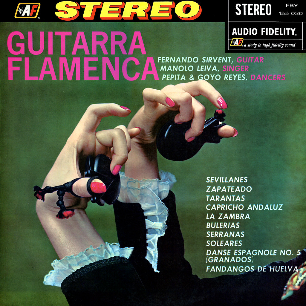 Fernando Sirvent - Guitarra Flamenca
