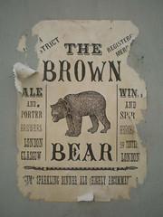 The Brown Bear Beer