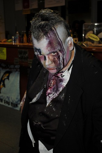 Artist Zombie