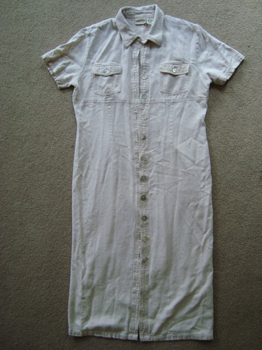 1: Moreau's Shirtdress - Before