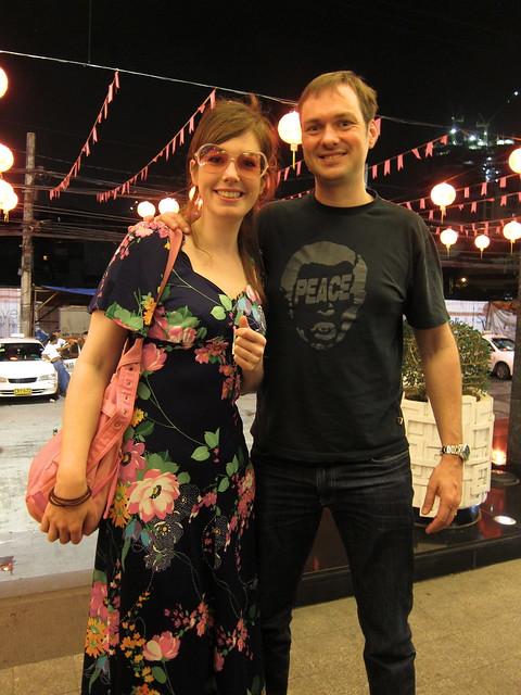 Katinka and Jeroen