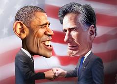 Barack Obama vs. Mitt Romney 2012
