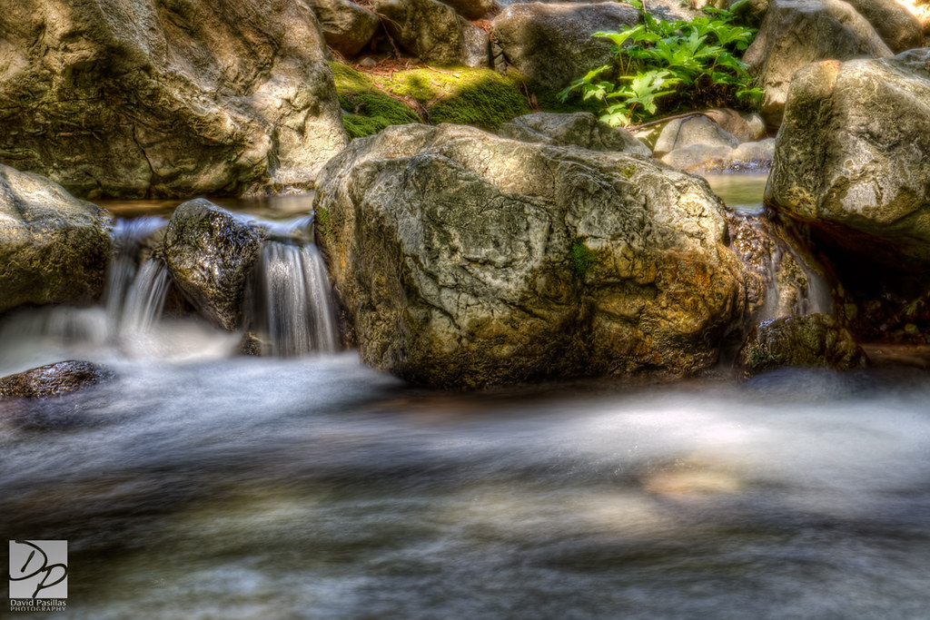 Limekiln Creek Long Exposure