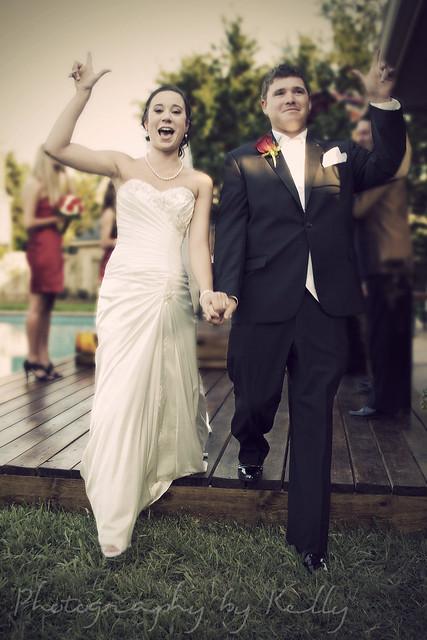A Texas Tech Wedding