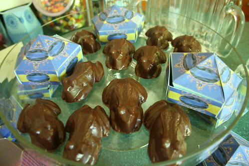 MmmChocolate Frogs!