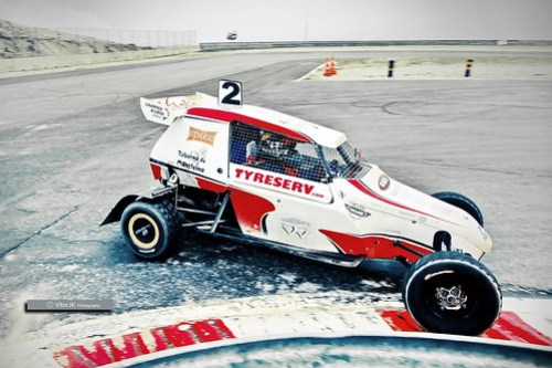 CrossCar Portugal 2012 - Montalegre 1 - Treinos 1 - Luis Ascenso
